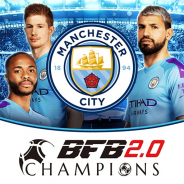 サイバード、『BFBチャンピオンズ2.0』でマンチェスター・シティFCとのコラボキャンペーンを開始! ★7セルヒオ・アグエロが全員プレゼント