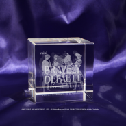ミクシィとスクエニ、mixiゲームで『BRAVELY DEFAULT PRAYING BRAGE』を提供開始…特製クリスタルやローソンデジタルクーポンがプレゼントされる記念CPを実施