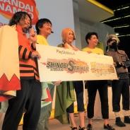 【TGS2017】バンナムブース、『NARUTO X BORUTO』実機プレイを初公開! 『シノビストライカー』では叶美香さんや平成ノブシコブシがガチ対決!