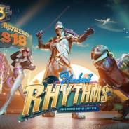 『PUBG MOBILE』がApp Store売上ランキング(ゲームカテゴリー)でトップ10に復帰 リズムテーマの「Royale Pass シーズン18」を開始で