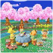 任天堂、『どうぶつの森 ポケットキャンプ』でブンジロウのレトロモダン喫茶を追加 「キャンプ場きせかえ」にさくらまんかいシリーズも