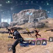 スクエニとエイチーム、グローバル市場を対象にしたスマホ向けバトルロイヤルアクションゲーム『ファイナルファンタジーVII ザ ファーストソルジャー』を発表