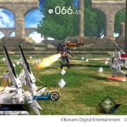 KONAMI、アーケードゲーム『武装神姫 アーマードプリンセス バトルコンダクター』を12月24日より順次稼働開始!