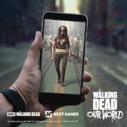 「ウォーキング・デッド」のスマホ用ARゲームが近日中に公開 拡張現実の加速なるか