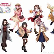 ブシロード、 「BanG Dream!×アニメイトワールドフェア2021」を2月12日より開催! フェア用に描き下ろされたイラストが公開