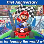 任天堂、『マリオカート ツアー』が配信開始から1周年を記念して「1st アニバーサリーツアー」の開催を発表!
