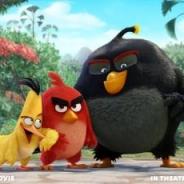 Rovio、映画『アングリーバード』が2016年7月1日に公開。脚と羽がついたキービジュアルも公開