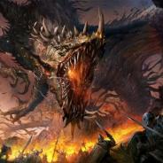 KLab、『Lord of the Dragons ART BOOK』を1月下旬に発売 ゲームのリリース1周年記念、限定ウォリアーが全冊特典付録