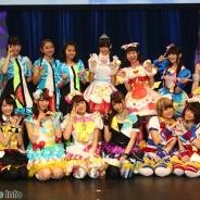 「プリパラサマーアイドルライブツアー2016」を開催 昼夜合計で6200人のファンを動員