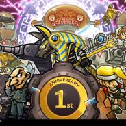 Ekkorr、『メタルスラッグインフィニティ』がグローバルリリース1周年を記念して新しいゲームモードを追加!