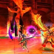 アソビモ、『オルクスオンライン』で新たなギルドミッション「囚われの炎鬼」を解放するアップデートを実施