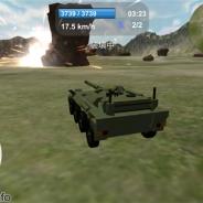 元フィジオス開発者が新作『Battle Car Craft』をリリース…物理演算を駆使した戦車アクションゲーム、自分だけの戦車を駆使してオンライン対戦も