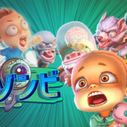 タップリアル、カジュアルアクションゲーム『ひたすら逃げゾンビ』をリリース…遊んで稼げるゲームPF『カセゲー』に対応
