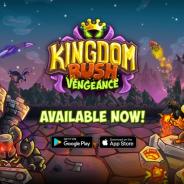 Ironhide、『Kingdom Rush』シリーズ最新作のタワーディフェンスRPG『Kingdom Rush Vengeance』の全世界同時配信を開始!