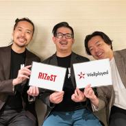 ウェルプレイド、eスポーツエンターテイメント事業を展開するRIZeSTと合併 日本最強のeスポーツリーディングカンパニーを目指す
