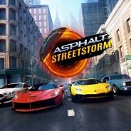 ゲームロフト、レースゲーム「アスファルト」シリーズの最新作『アスファルト:Street Storm Racing』の事前登録受付を開始