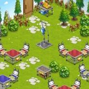ESTgames、『マイにゃんカフェ』猫の10連引き取り機能(10連ガチャ)お花見イベントクエスト等を追加