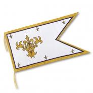 フリュー、2月24日より発売予定の「みんなのくじ Fate/Apocrypha」の賞品の詳細を発表…A章はルーラーの旗を忠実に再現したバスタオル