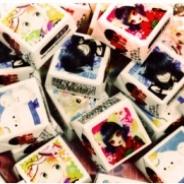 ICJ、『あやかし百鬼夜行~妖怪育成奇譚~』で実物のチョコが抽選であたる「バレンタインガチャ」を配信開始