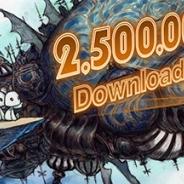 ミストウォーカー、『TERRA BATTLE』が250万DLを達成! 加山雄三氏による背景画をタイトル画面に追加