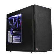 サイコム、Ryzen 5 1400とGTX1070搭載の水冷デスクトップPCを販売開始  価格は190,230円(税込)から