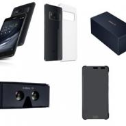 ASUS、ARとVRに対応した高性能スマートフォン「ZenFone AR」を今夏発売 VRメガネも標準で付属