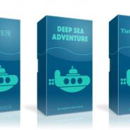 オインクゲームズ、ボードゲーム「海底探険」が世界累計20万部を突破!