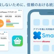 ロケーションバリュー、アプリ市場と利用動向サービス「SmaRepo(スマレポ)」のβ版を提供開始