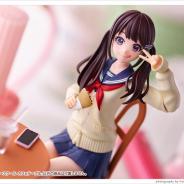コトブキヤ、『創彩少女庭園』より「アフタースクール カフェテーブル」を2021年1月に発売