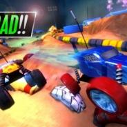 Marvelous Gamesの新作レースゲーム『Touch Racing 2』が好スタート! 世界76カ国・地域の無料ランキングでTOP10入り
