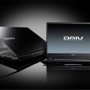 マウスコンピューター、RTX 2060搭載のノートPC「DAIV-NG5800」を販売開始 17万9800円(税別)から