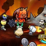 GPモバイル、ひっぱりアクションRPG『ストライクキングダム』で限定ワールド「イズーダ火山」を追加…節分イベントも開催