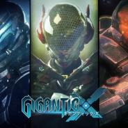 韓国のACTION SQUARE、『GIGANTIC X(ギガンティックX)』のグローバルサービスを開始!トップビュー形式のSFシューターアクション