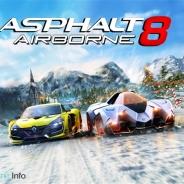 ゲームロフト、レーシングゲーム『アスファルト 8:Airborne』に夢のスーパーカーLamborghini Egoistaを含む15台の新マシンを追加