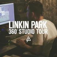 Linkin Park、360度動画配信サービスの『Littlstar』でマイク・シノダによるVRスタジオツアーを公開中