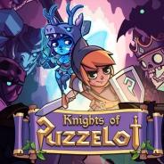 Glu、ファンタジーRPGとパズルゲームが融合した『Knights of Puzzelot』をリリース
