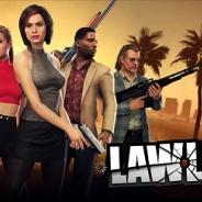 DeNAが欧米版Mobageで配信中の3Dガンシューティングゲーム『Lawless』がわずか6日で100万DLを突破!