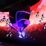 """【AnimeJapan2019】圧倒的存在感の""""ワルプルギスの夜""""や歴史を振り返る展示も『マギアレコード』ブース"""