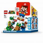 レゴジャパン、「レゴマリオとぼうけんのはじまり ~スターターセット」を8月1日に発売! クッパ城など拡張セットも登場