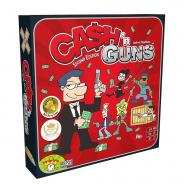 ホビージャパン、お宝の山をお互いに銃口を突きつけながら山分けするパーティゲーム「キャッシュ&ガンズ」多言語版を発売!