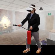 MXモバイリング、「VR消火訓練シミュレータNeo」の販売を開始 スタンドアロン型VRゴーグル「Pico Neo」を使用