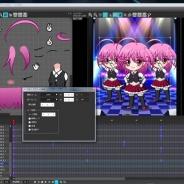 ウェブテクノロジ、2Dスプライトアニメーションデータ作成ツール『OPTPiX SpriteStudio』のアップデートを実施…インスタンス機能を実装