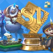 テンセントゲームズ、『Chess Rush』の1stシーズン開幕 アップデートでヒーロー2体追加や4V4モードも登場