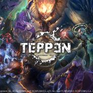 カヤックの「Lobi Tournament」、『TEPPEN』の認定大会支援を開始! 記念キャンペーンで『TEPPEN』ロゴTシャツプレゼント