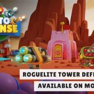 ゲームロフト、ローグライトなタワーディフェンスゲーム『Auto Defense』を全世界のApp Storeでリリース