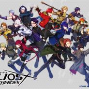 Happy Elements、『エリオスライジングヒーローズ』の事前登録者数が10万人を突破 10連ガチャチケットなどの配布が決定