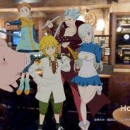 「Gugenka」、「HoloModels」でデジタルフィギュア「メリオダス」「エリザベス」「ホーク」「キング」を3月8日より販売開始!