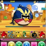 ガンホー、『パズル&ドラゴンズ』でRovioのスマホ向けRPG『Angry Birds Epic』とのコラボ企画を10月20日よりグローバルで開催決定