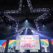 【イベント】i☆Ris、初の武道館ライブに7000名のファンが集結、メンバー感涙 「もっともっと大きな会場で」さらなる成長に決意