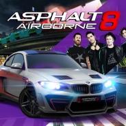 ゲームロフト、『アスファルト8:Airborne』がロックバンド「フォール・アウト・ボーイ」とのコラボを実施 コラボストーリーや記念レースツアーが楽しめる!